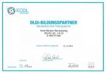 Akkreditierung ECDL 2016